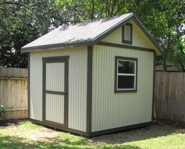 Build A New Storage Shed With One Of These 23 Free Plans: Build A 10X10