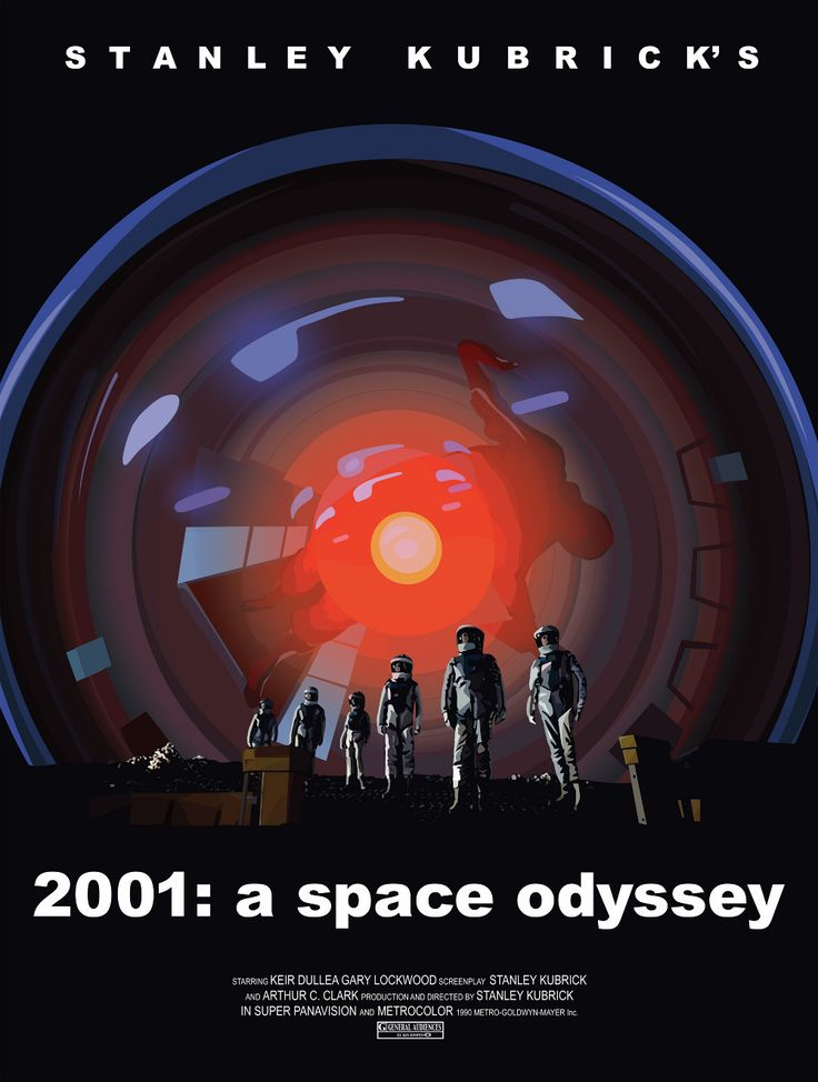 2001 Space Odyssey - Julie MacKinnon