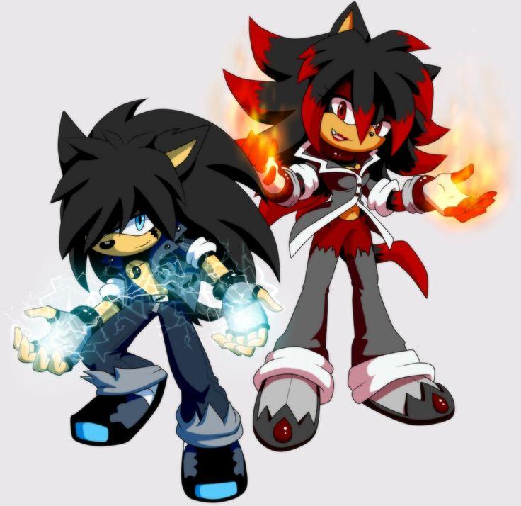 46 best my sonic fan characters board images on pinterest
