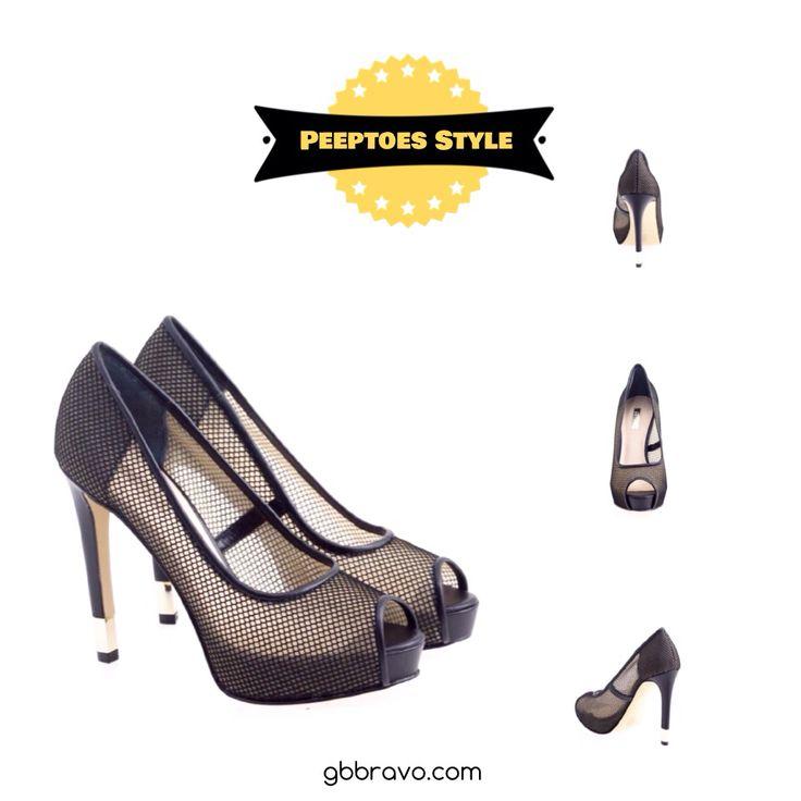 Peeptoes de Guess FLHDY1 bit.ly/GuessFlhdy1 El estilo que triunfo en los #Oscars