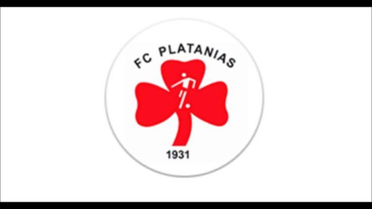 ΥΜΝΟΣ Α.Ο. ΠΛΑΤΑΝΙΑ ΧΑΝΙΩΝ / ANTHEM OF A.O. PLATANIAS CHANIA