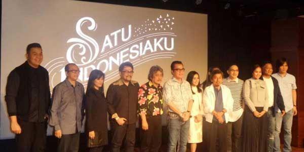 30 Penyanyi Kondang untuk Satu Indonesia.