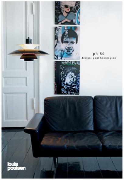 PH5 and PH50 pendant - Louis Poulsen - 565€