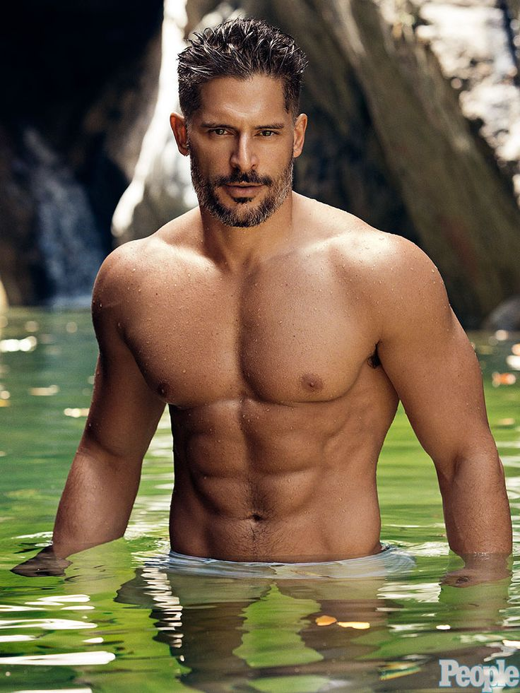 True Blood..... Joe Manganiello for People Magazine