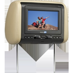 AVXMTGHR1M - 7 inch headrest monitor only system