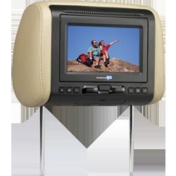 AVXMTGHR1M - 7 inch headrest monitor only system
