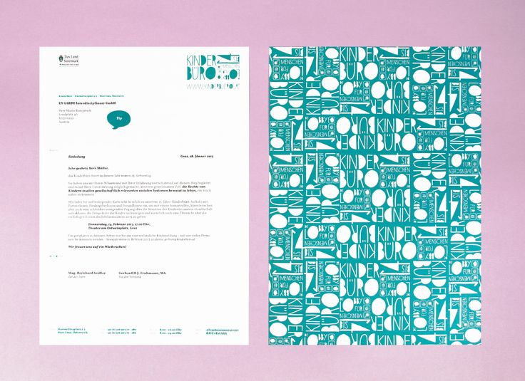 Kinderbüro – Branding › EN GARDE Interdisciplinary GmbH