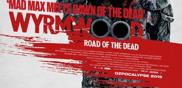 Catch Beth Aubrey as 'Charlie' in Wyrmwood: Road Of The Dead