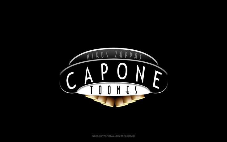 Capone Toons Designed by Nikos Zappas ®