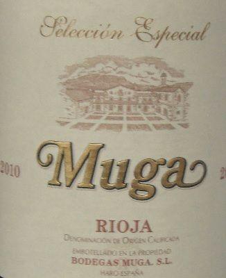 HIPPOVINO: Dégustation des vins de Bodegas Muga - vin rouge - Espagne - Rioja - Muga Reserva Seleccion Especial - Code SAQ : 11155593
