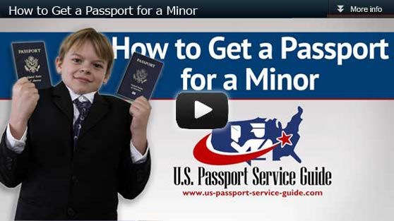 How to Get a Passport for a Minor