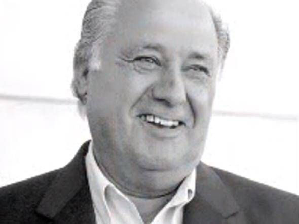 Amancio Ortega, Europe's richest man and founder of global fashion group andZaraownerInditex, has bought one of Madrid's most famous skyscrapers for 490 million euros ($551 million)…