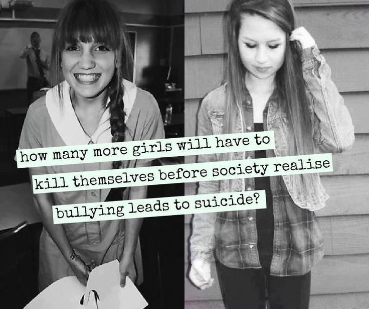 So sad! R.I.P. Amanda  Todd and don't forget the boys too