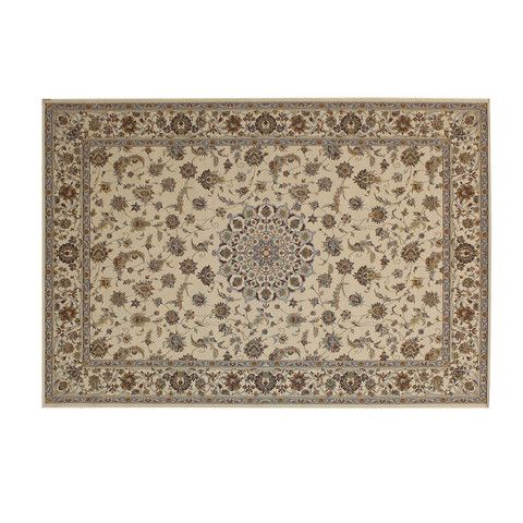 CLASSIC PERSIAN RUG - IVORY