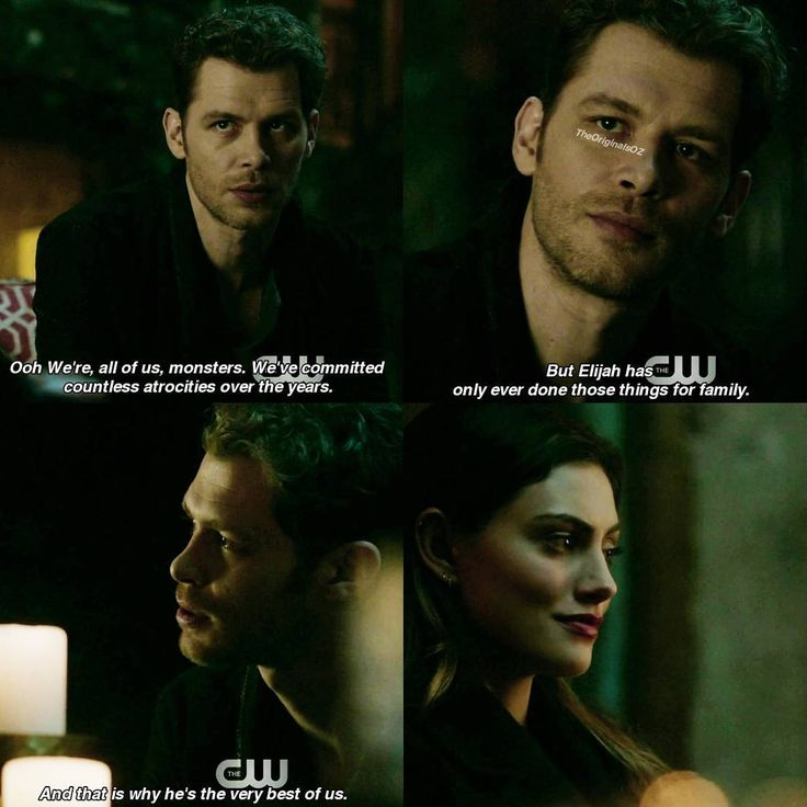 "#TheOriginals 4x10 ""Phantomesque"" - Klaus and Hayley"