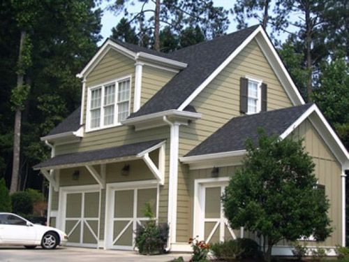 25 best images about garage plans on pinterest house for 4 car garage with apartment on top