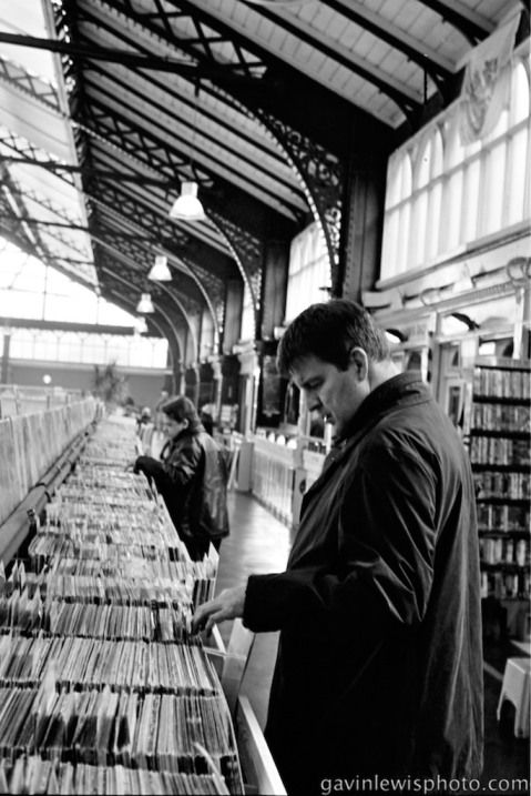 Kelly's Records, Cardiff Market