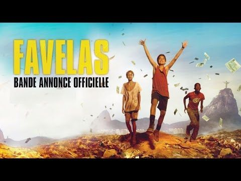 Découvrez la bande-annonce de Favelas, une aventure extraordinaire au coeur des bidonvilles de Rio. Réalisé par Stephen Daldry (Billy Elliot, The Reader) avec Martin Sheen, Rooney Mara, Wagner Moura, Selton Mello...