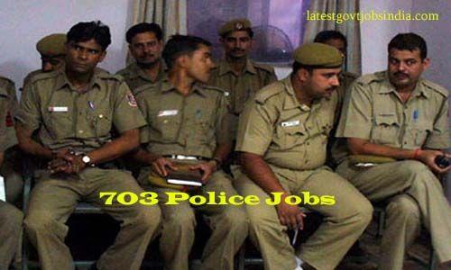 703 Police Jobs
