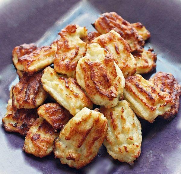 Crocchette di cavolfiore al forno