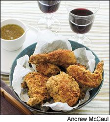 Dining Tip: Northern Fried Chicken with Wasabi Honey | Dining Tips ...