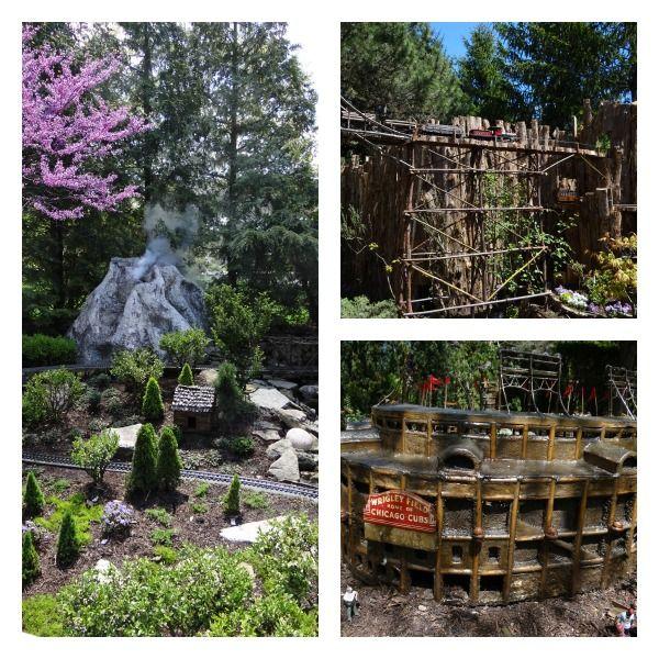 Chicago Botanic Gardens with Kids Chicago botanic garden