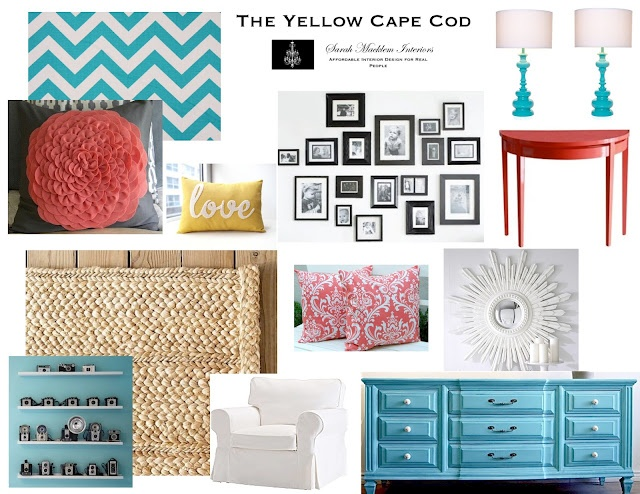 About Room Designs On Pinterest Colors Turquoise And Cape Cod