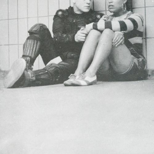 Simon + Alisha= Saddest love story ever told #misfits and the most beautiful.