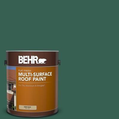 Best Behr 1 Gal M430 7 Green Agate Flat Multi Surface 400 x 300