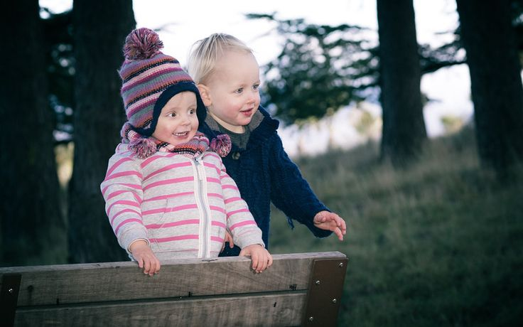 Family shoot at the Canberra Arboretum.