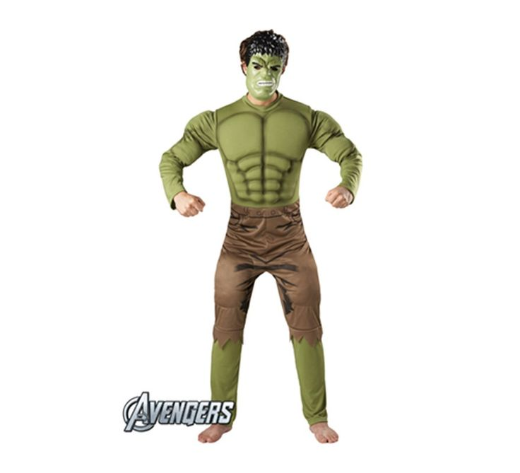Disfraz de #Hulk #LosVengadores #TheAvengers #TheAvengers2 #Marvel #Disfraz #Disfraces #LosVengadores2 #Superheroe #Superheroes #Superhero #Superheros