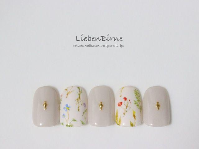 ほんわりボタニカル by liebenbirne ファッション その他 | ハンドメイドマーケット minne(ミンネ)