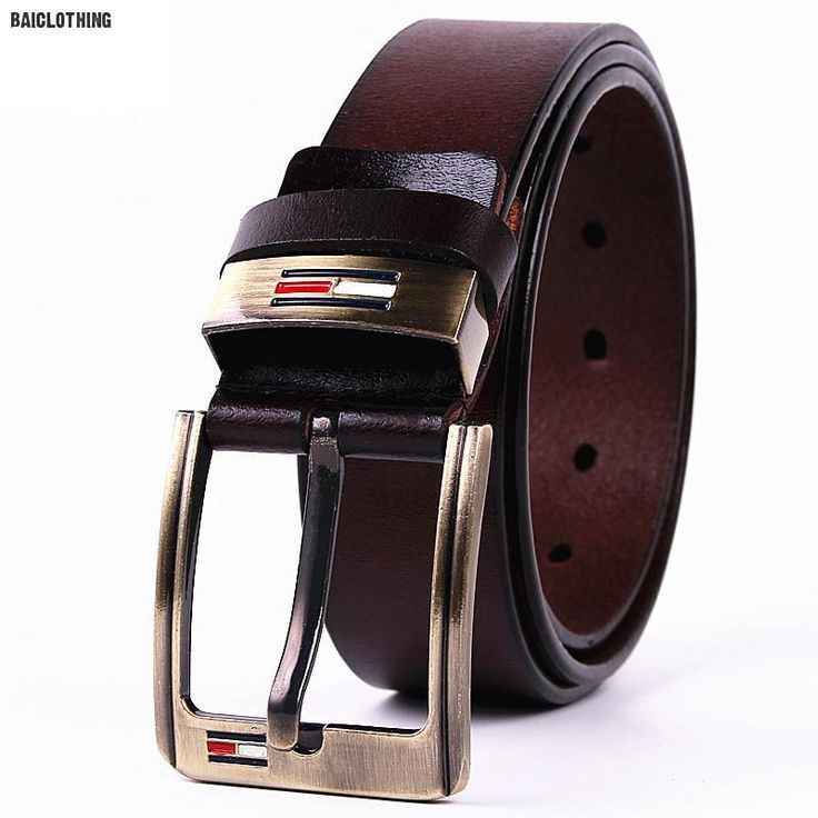 men's belt leather belt men slide buckle business belts high quality fashion luxury brand Smooth buckle belts #3-in Belts & Cummerbunds from Men's Clothing & Accessories on Aliexpress.com | Alibaba Group