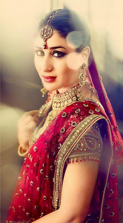 AAINA Bridal Blog - Bridal Beauty and Style - The Editorial Edition #kareena