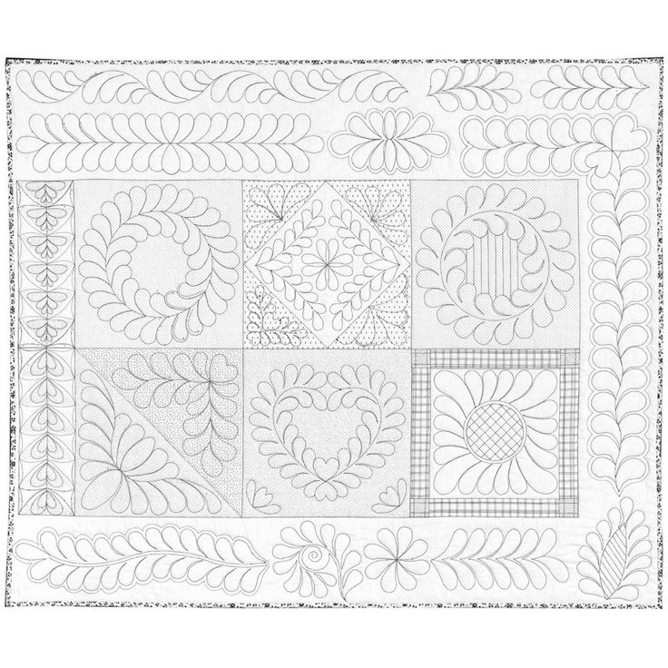 Check out the deal on Machine Quilting Skillbuilder 2 Fabric Panel at Sewing Parts Online