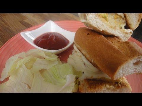 Chicken Ball Sandwich - Sanjeev Kapoor