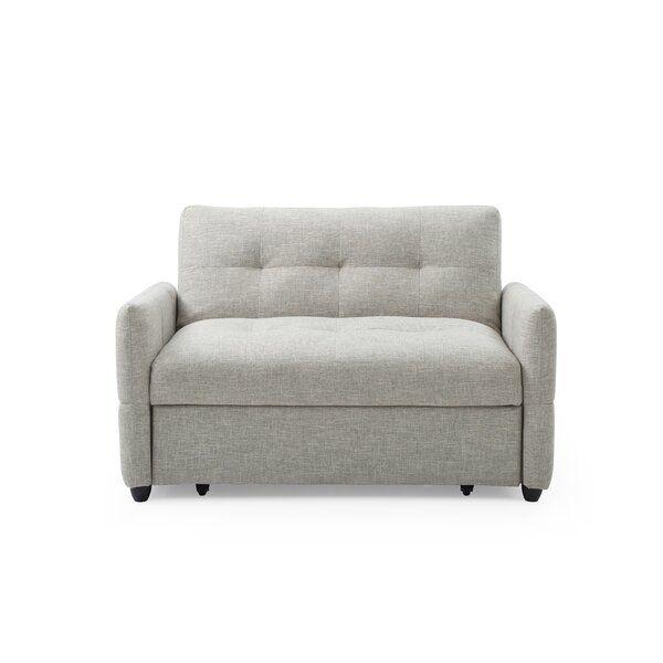 Nunn 2 Seater Clic Clac Sofa Bed
