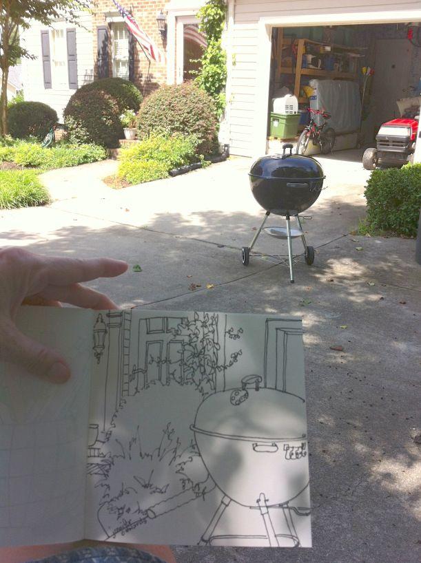 Jennifer edwards mini drawing tutorial