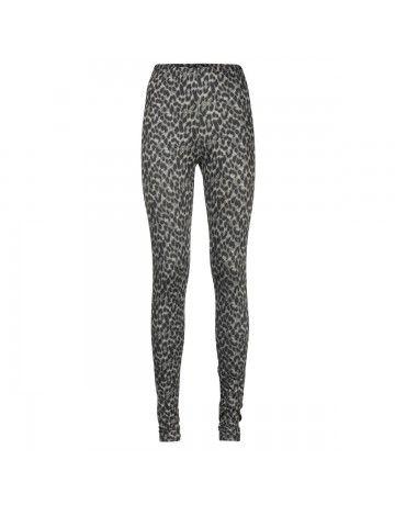 Koop jouw Minimum Pants Aime leggings leopard op www.menatwork.nl