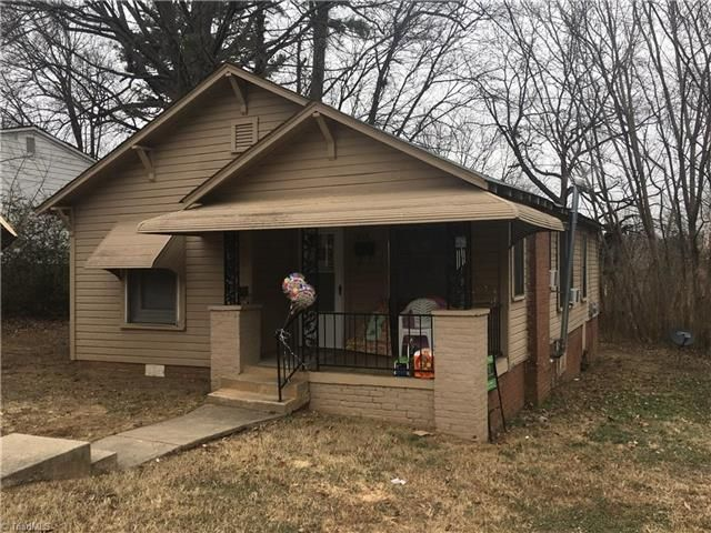 Property Site For 1419 Fitch Street Winston Salem Nc 27107 Rocking Chair Front Porch Property Sites Trane Furnace