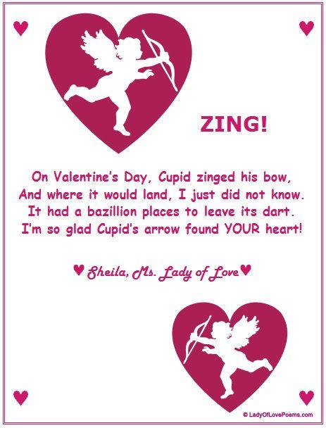 Valentine Ideas for Teen Boys | valentine poems, romantic valentines day poems, romantic valentine ...