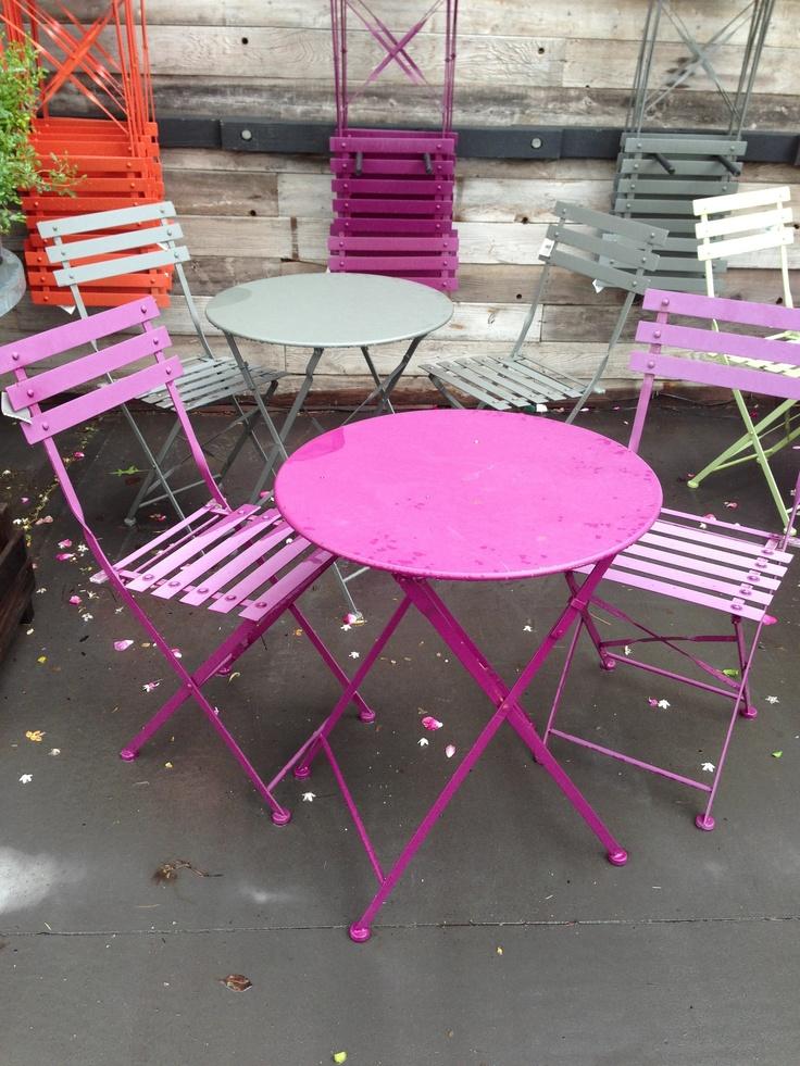 Purple Outdoor Furniture Terrain Westport Westportopia