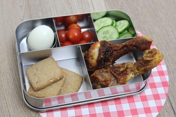 Lunchbots bento cinco | eethetbeter.nl