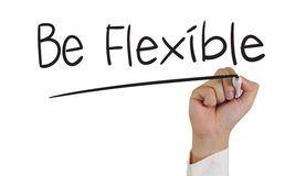 Ik ben erg flexibel en heb zeker geen 9 tot 5 mentaliteit.