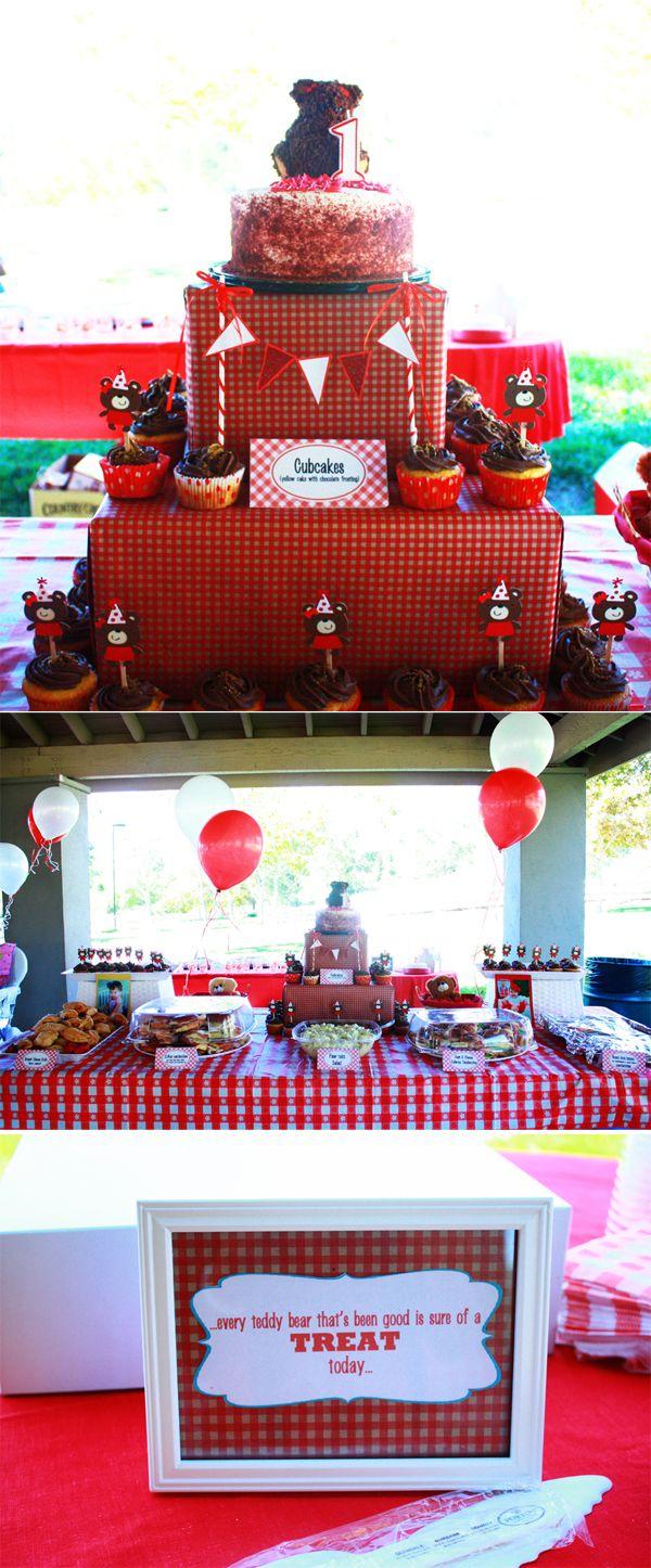 17 best a u0026k lolly buffet teddy bears u0027 picnic 1st birthday party