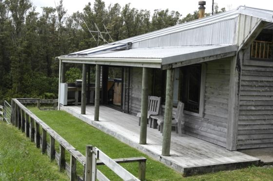Bookabach site:  Private, peaceful rural l-Egmont National Park-Farmstay