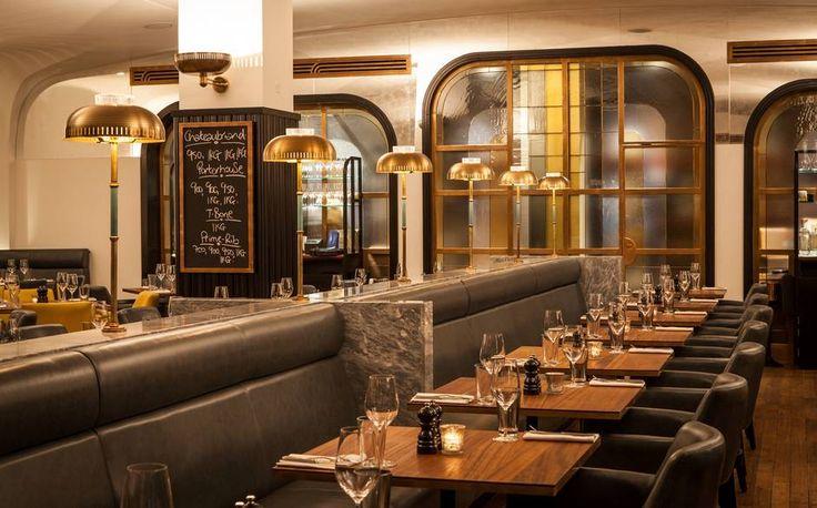 Restaurant Design | Hawksmoor Knightsbridge | #hawksmoor #knightsbridge #London #hawksmoorknightsbridge #steak
