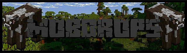 """MobDrops Mod 1.10.2/1.8.9/1.7.10/1.7.2 - minecraft mods 1.10.2 : MobDrops Mod is a helpful mod in Minecraft which enhances rather """"bland"""" asortme ...     http://niceminecraft.net/tag/minecraft-1-10-2-mods/"""