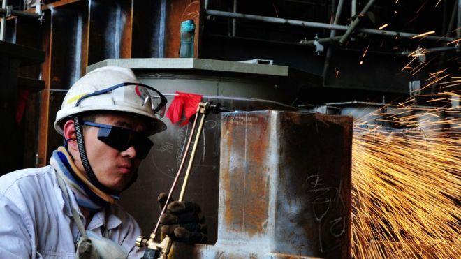 Acero, aluminio y tecnología: ¿estamos ante una guerra comercial a gran escala entre China y Estados Unidos?  Luis Fajardo  BBC Mundo  24 marzo 2018