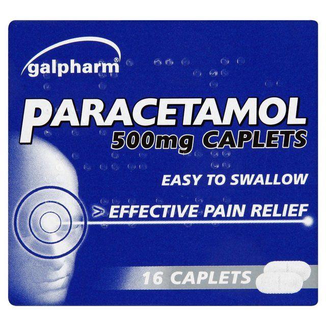 Image result for paracetamol